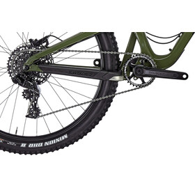 "Santa Cruz Bronson 2.1 C R 27,5"" gloss olive and black"